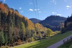 Herbststimmung im Tiefenbach