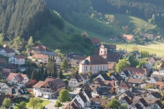 Oberwolfach Ortsteil Kirche