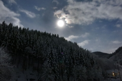 Winter im Tiefenbach
