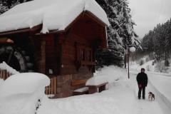Winterspaziergang in Bad Rippoldsau